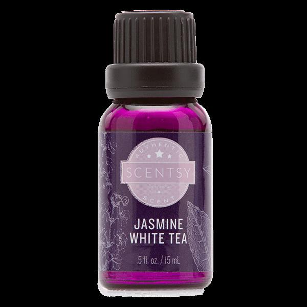 Jasmine White Tea Natural Oil Blend