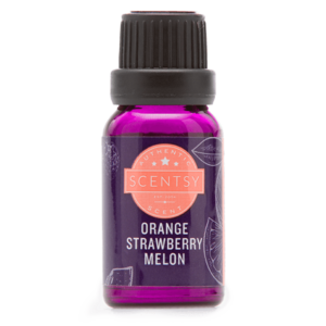 Orange Strawberry Melon Natural Oil Blend