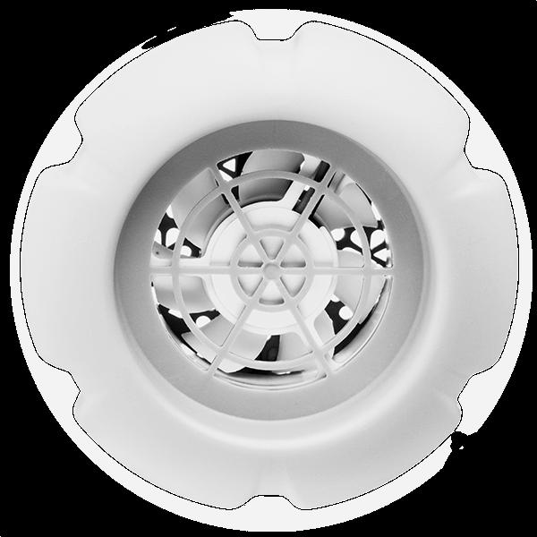 Scentsy Mini Fan Diffuser Gray