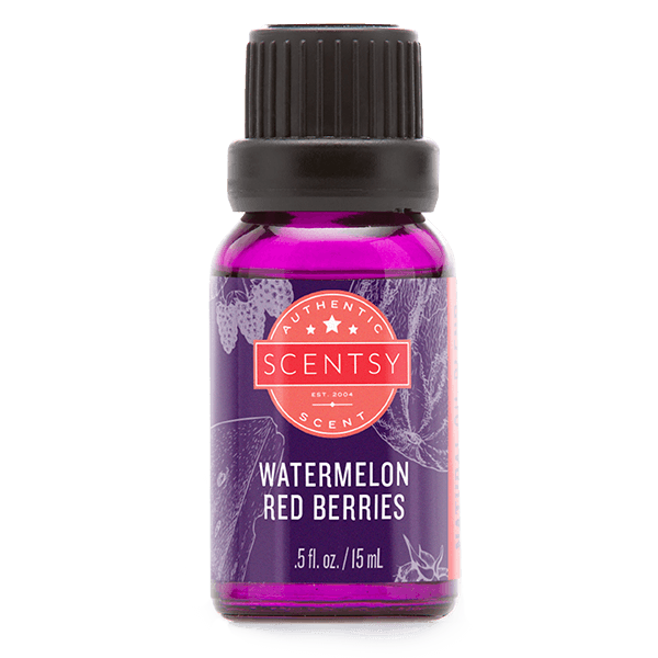 Watermelon Red Berries Natural Oil Blend