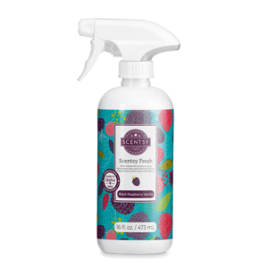 Black Raspberry Vanilla Scentsy Fresh Fabric Spray