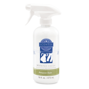 Amazon Rain Scentsy Fresh Fabric Spray
