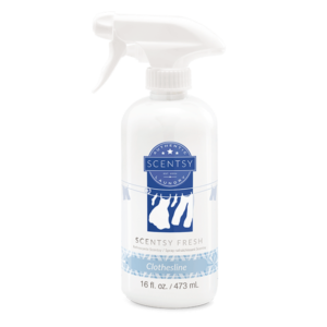 Clothesline Scentsy Fresh Fabric Spray
