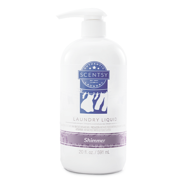 Shimmer Scentsy Laundry Liquid