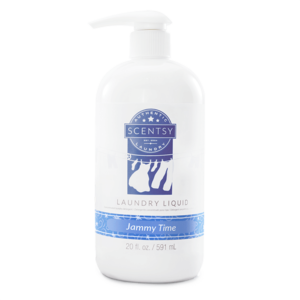 Jammy Time Scentsy Laundry Liquid
