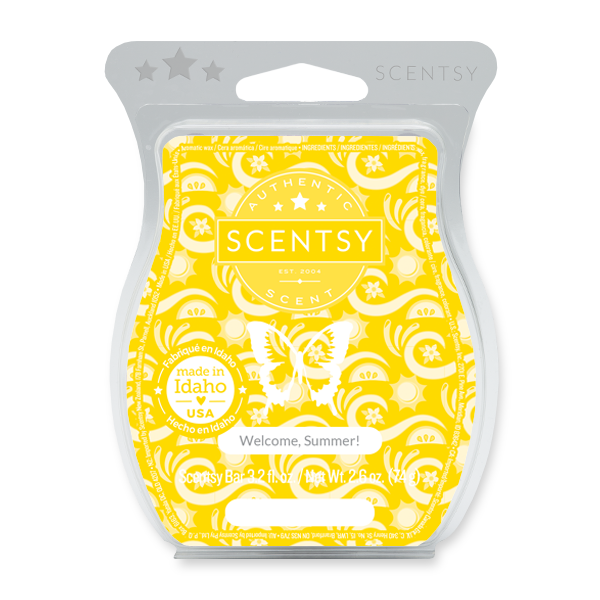 Welcome, Summer! Scentsy Bar