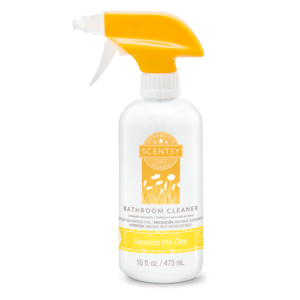 Squeeze the Day Scentsy Bathroom Cleaner