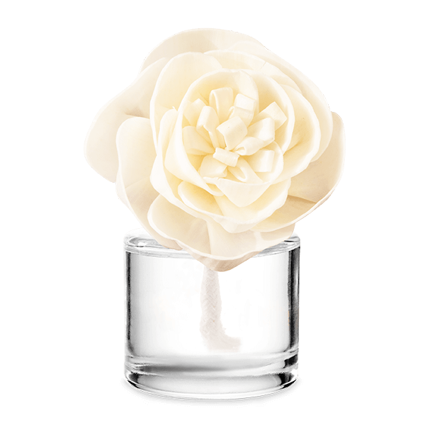 Black Raspberry Vanilla Scentsy Fragrance Flower - Buttercup Belle