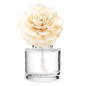 Iridescent Pearl Scentsy Fragrance Flower - Dahlia Darling