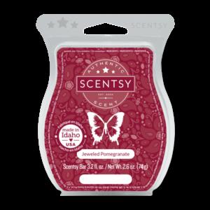 Jeweled Pomegranate Scentsy Bar