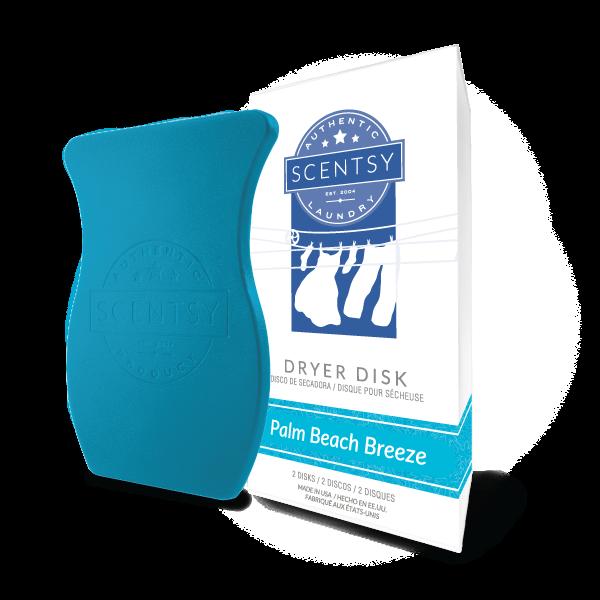 Palm Beach Breeze Scentsy Dryer Disks