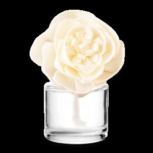 Sea Salt & Avocado Scentsy Fragrance Flower - Buttercup Belle