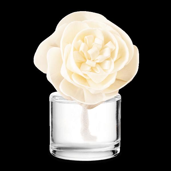 Vanilla Bean Buttercream Scentsy Fragrance Flower - Buttercup Belle