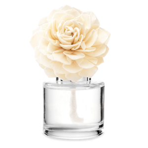 Vanilla Bean Buttercream Scentsy Fragrance Flower - Dahlia Darling
