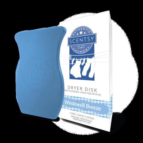 Windowsill Breeze Scentsy Dryer Disks