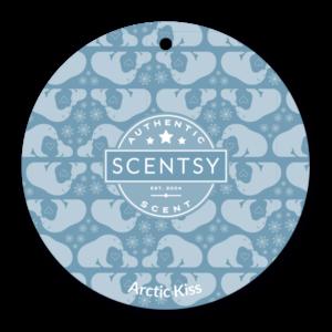 Arctic Kiss Scentsy Scent Circle