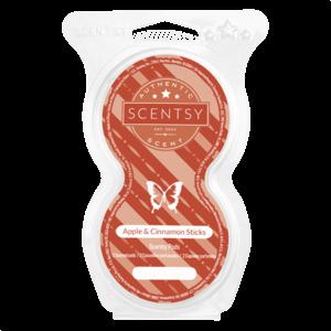 Apple & Cinnamon Sticks Scentsy Pod Twin Pack