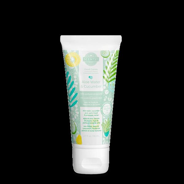 Aloe Water & Cucumber Scentsy Hand Cream