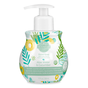 Aloe Water & Cucumber Scentsy Hand Soap