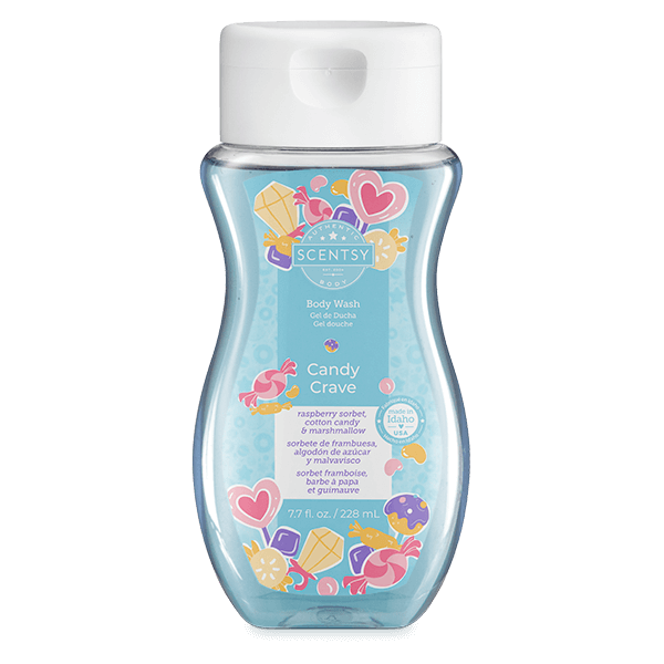 Candy Crave Scentsy Body Wash