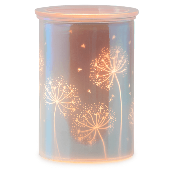 Cast - Pink with Spring Pack Scentsy Warmer