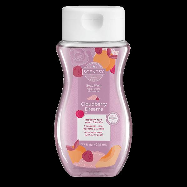 Cloudberry Dreams Scentsy Body Wash