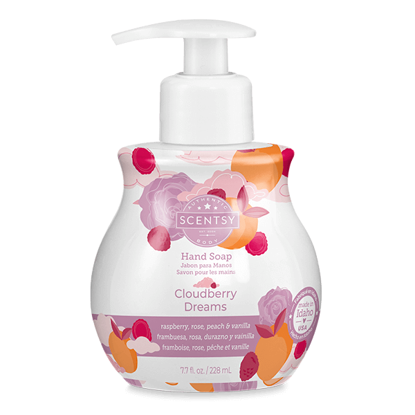 Cloudberry Dreams Scentsy Hand Soap