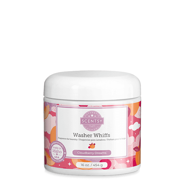 Cloudberry Dreams Scentsy Washer Whiffs