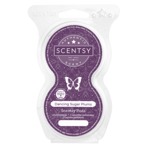 Dancing Sugar Plums Scentsy Pod Twin Pack