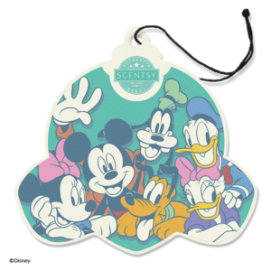 Disney Mickey Mouse & Friends - Scentsy Scent Circle