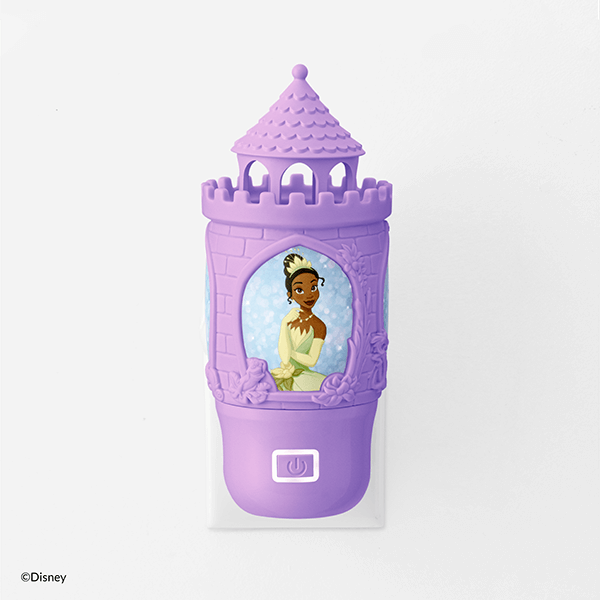 Disney Princess – Scentsy Wall Fan Diffuser (Tiana, Mulan, Rapunzel)