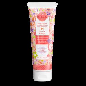 Go, Go, Mango Scentsy Body Cream