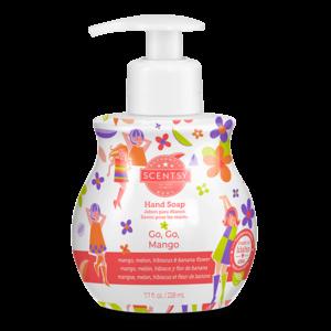 Go, Go, Mango Scentsy Hand Soap