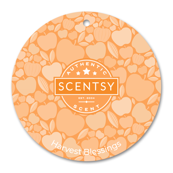 Harvest Blessings Scentsy Scent Circle