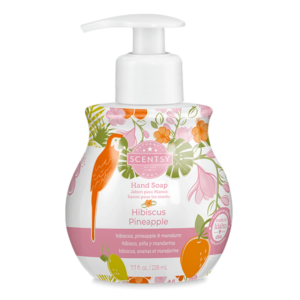 Hibiscus Pineapple Scentsy Hand Soap