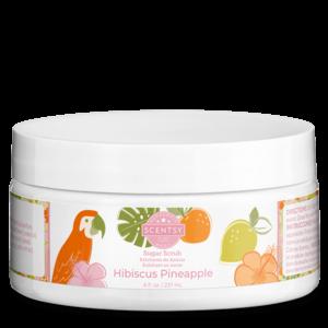 Hibiscus Pineapple Scentsy Sugar Scrub