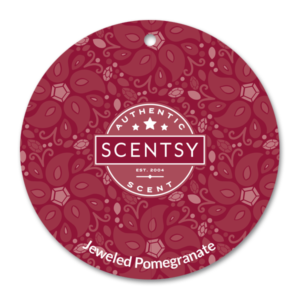 Jeweled Pomegranate Scentsy Scent Circle
