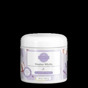 Lavender Cotton Scentsy Washer Whiffs