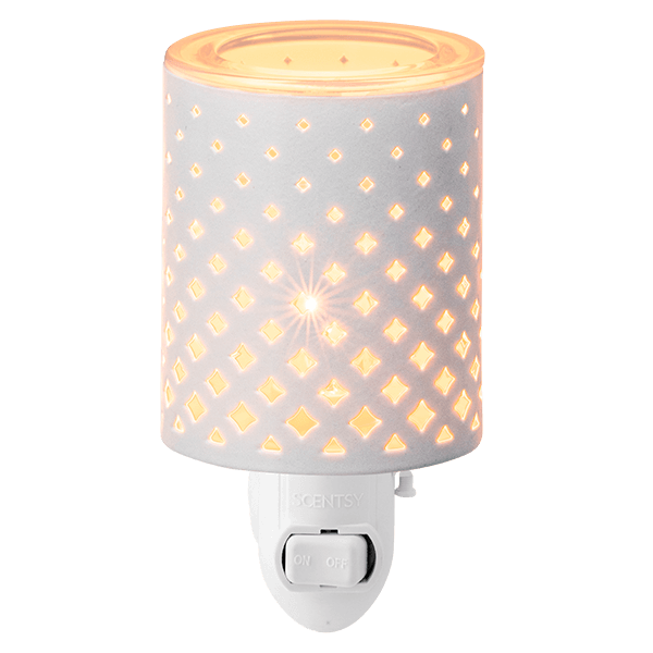 Light From Within Mini Scentsy Warmer