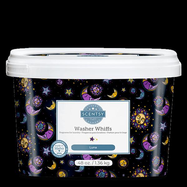 Luna Scentsy Washer Whiffs Tub