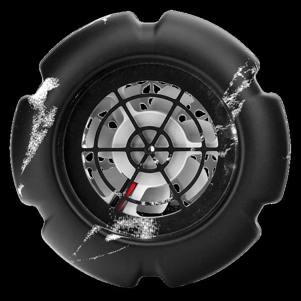Marble Black Scentsy Mini Fan Diffuser