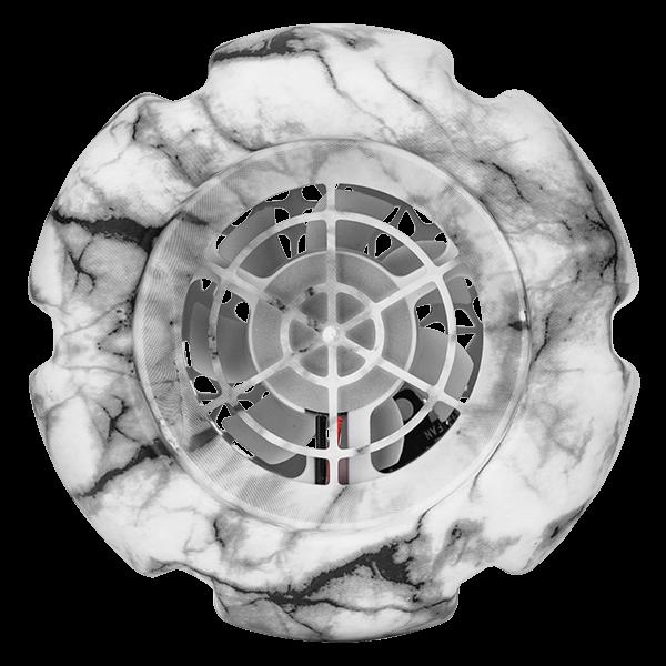 Marble White Scentsy Mini Fan Diffuser
