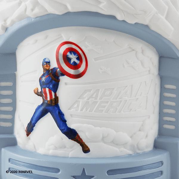 Marvel Captain America – Scentsy Warmer