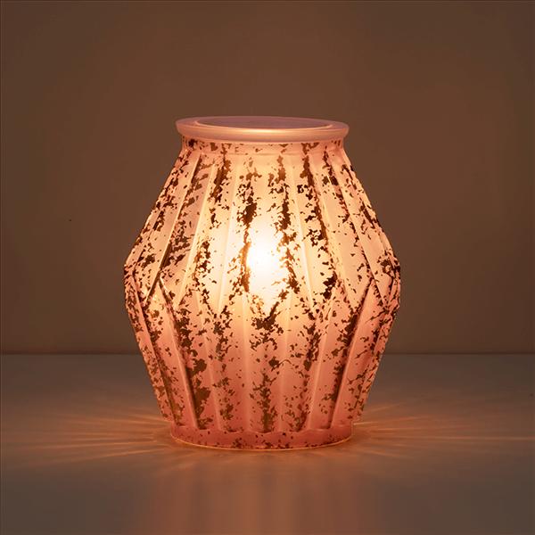 Mirrored Rosé Scentsy Warmer