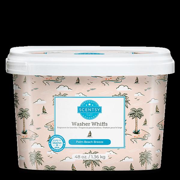 Palm Beach Breeze Scentsy Washer Whiffs Tub