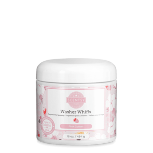 Pink Cotton Scentsy Washer Whiffs