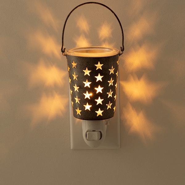 Seeing Stars Mini Scentsy Warmer