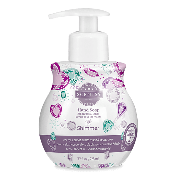Shimmer Scentsy Hand Soap