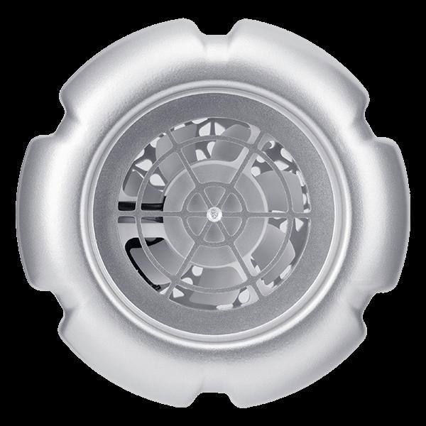 Silver Scentsy Mini Fan Diffuser