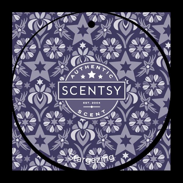 Stargazing Scentsy Scent Circle